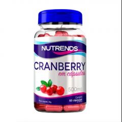 CRANBERRY 500mg 60CAPS -nutrends