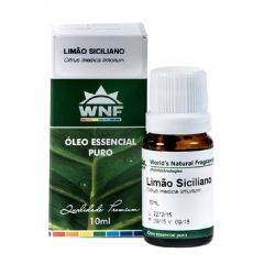 OLEO ESSENCIAL LIMAO SICILIANO 10 ML