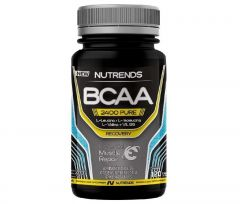 BCAA PURE 2400mg - 120CAPS (nutrends)