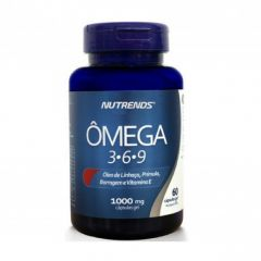 OMEGA 3-6-9 1000mg-60CAPS(nutrends)